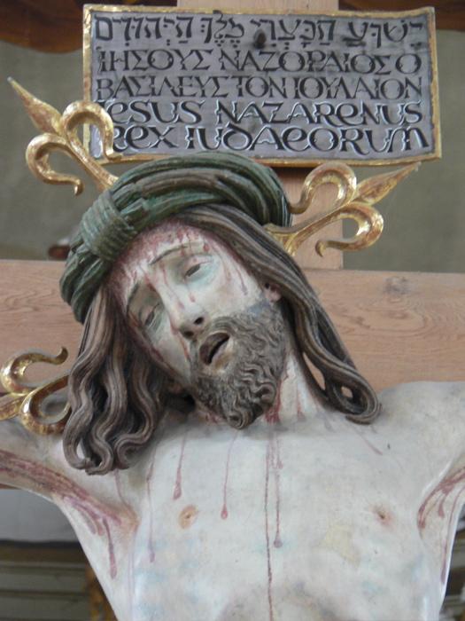 Notre-Seigneur Wiblingen-crucifixion