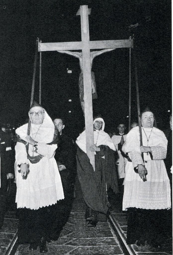 Paul VI en cappa