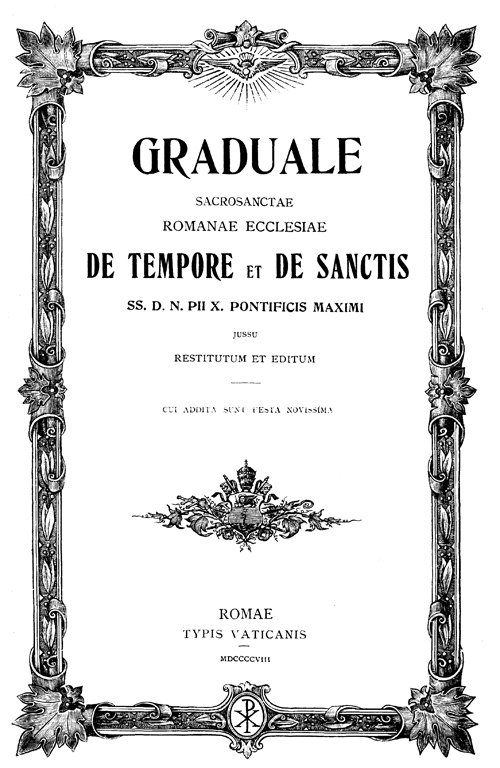 Graduel de 1908