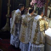 Fête-Dieu 2012 : le Gloria de la messe