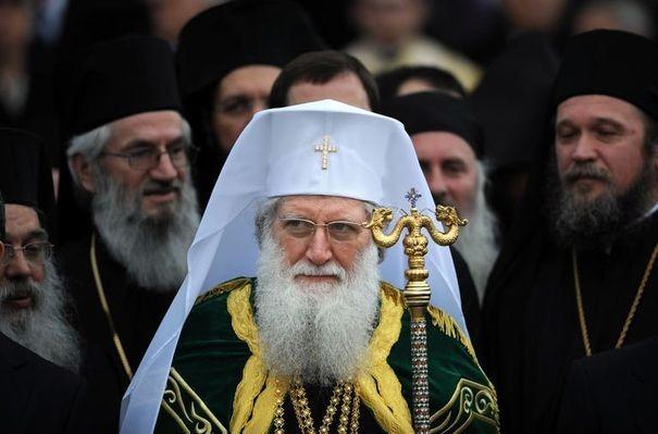 Neofit, nouveau patriarche parmi les évêques de l'Eglise orthodoxe bulgare le 24 février 2013