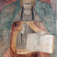 Le Pape saint Célestin V, qui avait renoncé à sa charge