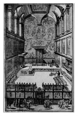 La Chapelle Sixtine au Vatican