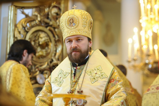 Mtropolite Hilarion de Volokolamsk