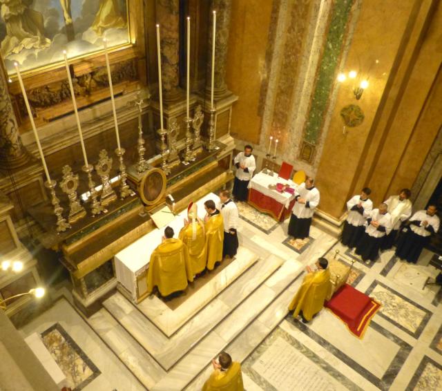 Bénédiction pontificale
