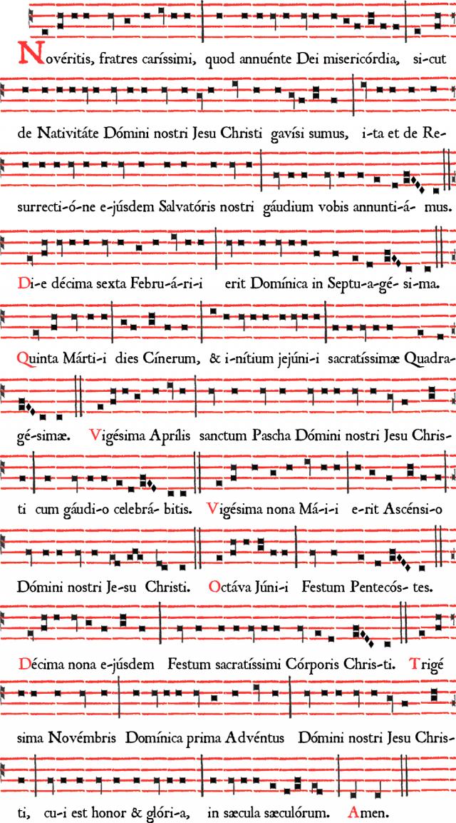 Noveritis Romanum 2104