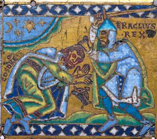 L'empereur Héraclius défait l'empereur perse Chosroès