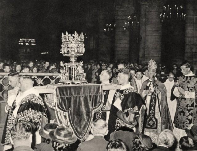 1939 - Fêtes du septième centenaire de l'arrivée de la saint Couronne d'épines en France