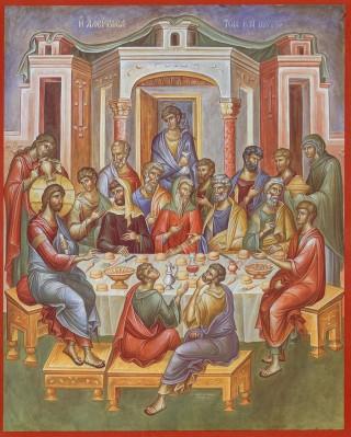 La Cène du Seigneur - Grand & Saint Jeudi