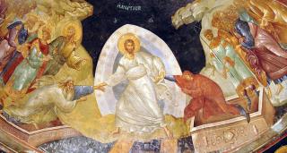La sainte & lumineuse résurrection du Christ