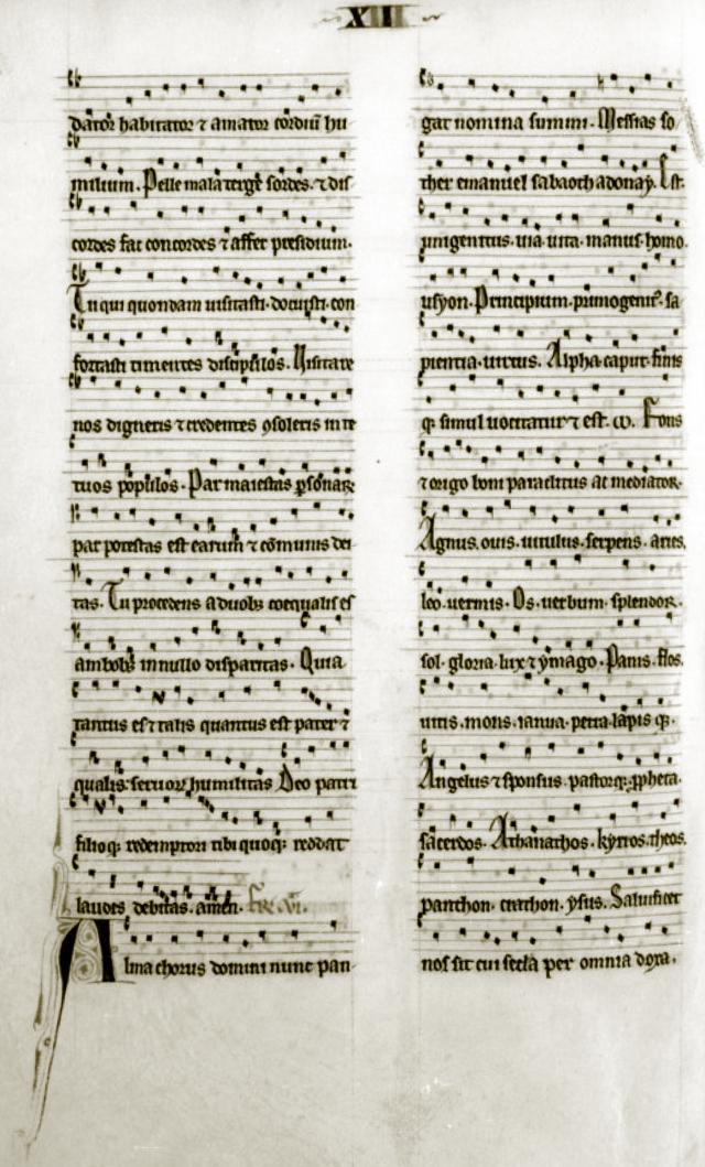 Missel de la Sorbonne après 1239 (3)