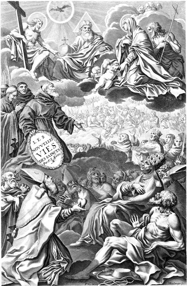 Fête de tous les saints