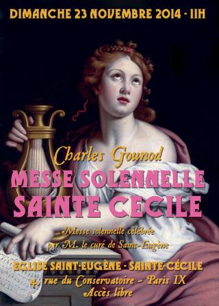 Solennité-de-sainte-Cécile-le-23-novembre-2014
