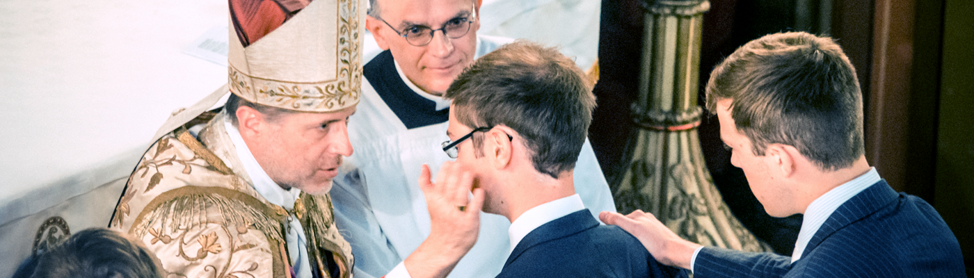 Confirmations à Saint-Eugène